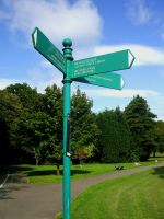 Signpost Stock 1 by Sequeena-stock