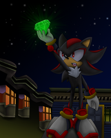 Shadow The Hedgehog - The Ultimate Power by Shadoukun