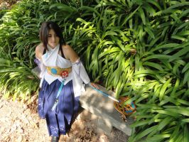 Summoner yuna by Meow-meow-Neko