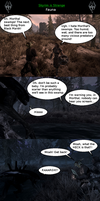 Skyrim is Strange - Fauna by HelloMyNameIsEd