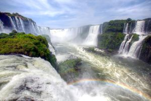 Iguazu Waterfalls by luethy