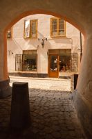 Gamlastan Alley by parallel-pam