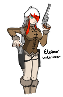 Eleanor -winterwear- by PawnRenegade