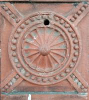 Ornate Brick by stock-pics-textures