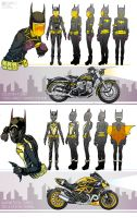 Project Rooftop: Batgirl Begins Again by e-carpenter