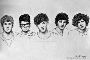 One Direction by raymundpecho
