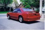 88stang Rear-side by organblower