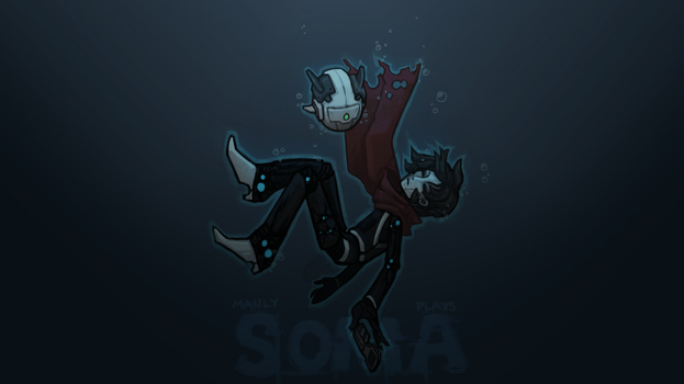 Manly Let's play: SOMA by SamaelReaper