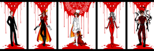 Azazel`s blood:  AU!Hellsing by HechiceraRip