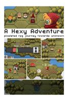 Hexy Adventure Demo screens by trsto