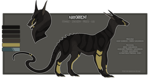 [Zerogen] Abhorrent Quickref by C0ZR10N