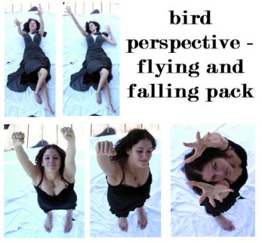 bp: flying and falling pack by syccas-stock