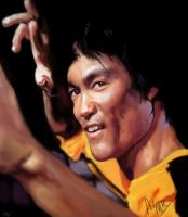 bruce lee for mk by cliffbuck