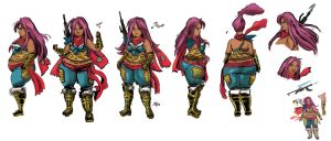 Xola Character Sheet 1 by TheAmericanDream