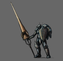 TheKnight by Norsehound
