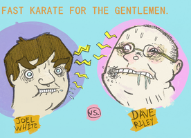 Fast Karate for the Gentlemen by I-like-Dirt