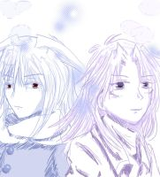 Invierno - Thiefshipping by Nechan8