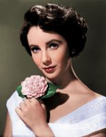 Elizabeth Taylor - Colorized by NorthOne