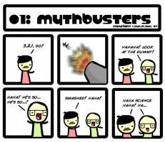01: Mythbusters by E19