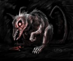 The Chittering - Speed Paint by Kat-Nicholson