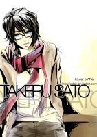 :: Takeru SATO :: by zefiar
