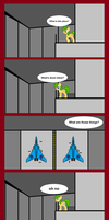 Gold and Shattered - DoomKeiser's Fortress Part 2 by Imp344