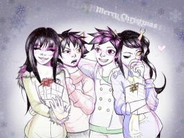 Forever Gristmas by Chat-Mort