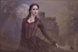 + Midnight on the Moor + by Bohemiart