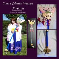 FFX Celestial Weapon - Yuna's Nirvana by Goomba-Squad