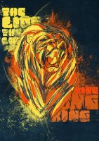 The Lion King Poster by Shadowtuga
