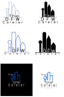 DFW Caterer Logo Designs by firefall