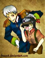 APH - Brotherly Love 1889 by FrauV8