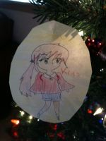 Krys Ornament by Coffee828