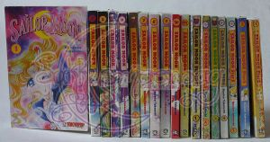 BSSM TokyoPop English Manga by SakkysSailormoonToys
