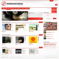 WeWorkForFree by sinthux by webgraphix