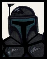 JANGO FETT by PLANETKURTH