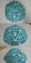 D20 Cake 2 by R-Eventide