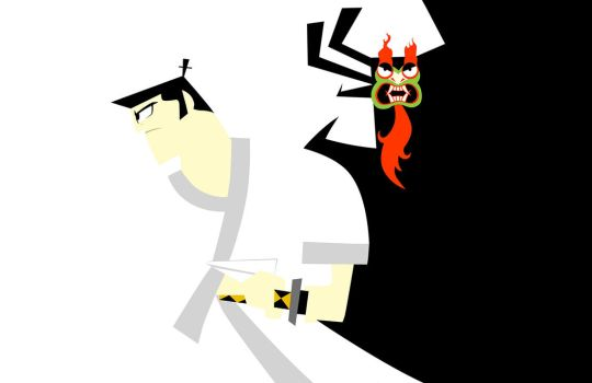 The Samurai Jack by SpaceMoule