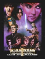 Star Wars The Second Sith War, Episode I by Entropist2009