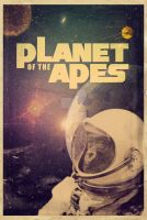 planet of the apes by dezmon