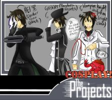 The Projects - Cosplay Meme (Xave) by nuttyjigs