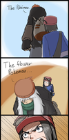 Pokemon X/Y - 9 foot tall... by DragonBladerX