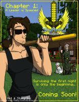 SkyArmy Origns Chapter 1 Cover by TomBoy-Comics