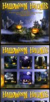 Halloween Haunts by cosmosue