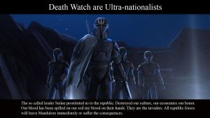 Death Watch Ultranationalists by Ghost141