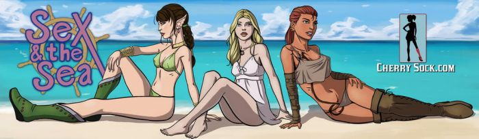 Sex and the Sea girls by CherrySock