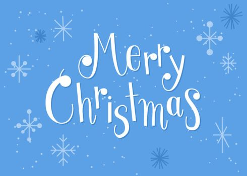 Merry Christmas Lettering - Download by pica-ae