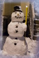 Snowman 2010 by MadHatter19689