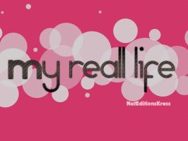 My Reall Life - Capitulo 1 by NatEditionsKress