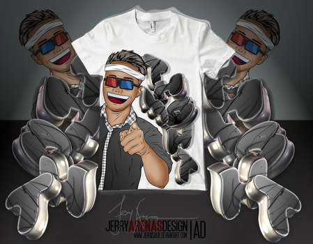 Thomas Hit Tee Shirt by jerriisaur
